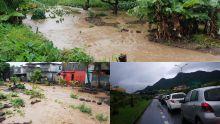 Intempéries : Maurice sous les eaux ce lundi