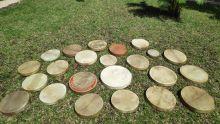 Une 'Drum Circle session' au rythme des ravannes