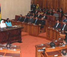 Assemblée nationale, mardi: l'opposition s'intéresse à la SBM