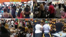 Salon du Déstockage : deuxième jour pour faire de bonnes affaires à Pailles, l'entrée est gratuite