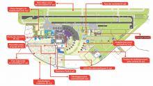 Infrastructure : AML veut redessiner l'aéroport pour les prochains 20 ans