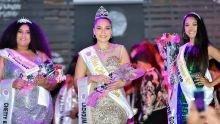 Anastasia Lachoumanan : élue premièreMiss Globe Mauritius