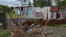 54 familles de squatteurs relogées à Pointe-aux-Sables