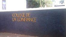 Fouille au collège de La Confiance : une dizaine d'étudiants de Grade 9 renvoyés après avoir bu du whisky