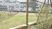Jardin de Camp Yoloff : attention danger…