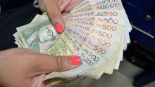 Salaires : 50% des employés touchent moins de Rs 16000