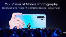 À Paris : la série P30 de Huawei lancée
