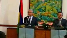 Agalega : Pravind Jugnauth confirme la signature d'un accord entre Maurice et l'Inde pour des projets d'infrastructures