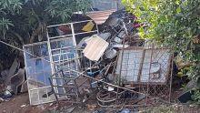 Impasse Swami Dayanand, Beau-Bassin : les activités de metal scraping nuisent au voisinage