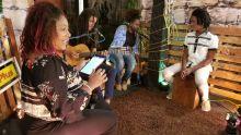 En live avec Tia Chenney : Jerry N The Resistance dans Jammin'