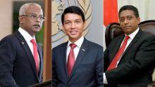 Trois Présidents étrangers à l'ouverture des JIOI