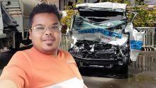 Accident fatal à Rose-Belle : orphelin de père et de mère, il perd son frère dans un accident