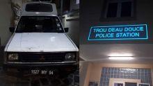 Un 2x4 volé retrouvé à Trou-d'Eau Douce