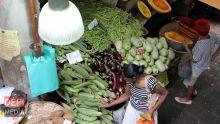 Au marché ce mois-ci : prix plus abordables pour la pomme d'amour et le piment