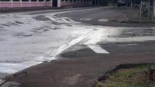 À La Gaulette : signalement de tuyaux d'eau cassés
