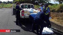 Sacs Non-Biodégradables : une Importante cargaisonécoulée illégalement