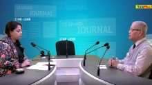 Grand Journal : l'interview de Serge Clair