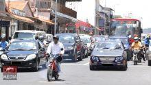 Mesure de la Crime Control Strategy : plusieurs routes fermées dans la capitale
