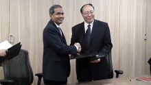 Commerce : Maurice et la Chine signent un nouvel accord