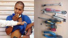 Vols dans des voitures à Port-Louis : un roulottier pris en flagrant délit hors d'état de nuire