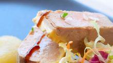 Terrine de foie gras : pour dix personnes