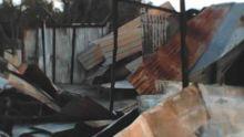 À Résidence La-Cure : en rentrant de l'hôpital il voit sa maison détruite par un incendie