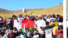 Messe à Marie Reine de la Paix : des pèlerins malgaches au rendez-vous de l'événement