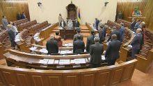 Private Members' Motion : les députés du MMM et du PTr absents de l'hémicycle