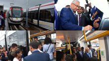 Le Metro Express effectue son trajet inaugural entre Richelieu et Rose-Hill