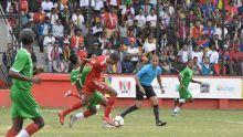 JIOI - Football : douche froide rencontre Maurice/Madagascar, les Malgaches mènent 1-0 à la mi-temps