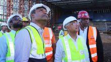 Construction du complexe sportif de Côte d'Or pour les JIOI : «An prinsip li bizin prêt», dit le PM