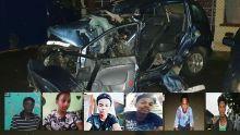 6 morts dans un accident à Rose-Belle : un père et son fils, les frères Sabine et les cousins Catherine parmi les victimes