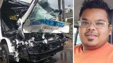 Accident : en route pour le travail, Shailendra Gondola décède