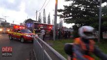 Flacq : un cycliste meurt dans une collision avec un bus
