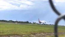 Aéroport Plaisance : Un avion d'Air Mauritius aurait-il raté son atterrissage ?