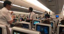 Vol inaugural : à bord de l'A350-900 comme si vous y étiez