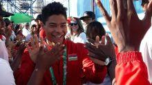 Jeux olympiques de la Jeunesse : Terence Saramandif offre la première médaille d'or à Maurice