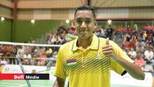 JIOI - Badminton : le badiste mauricien, Alexandre Bongout, seul rescapé pour les finales en individuel
