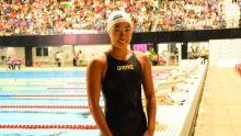 JIOI - Natation : deuxième médaille d'or pour Alicia Kok Shun, 15 ans, «je savais que j'avais de la chance», dit-elle