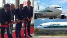 Vols directs Maurice-Rome : Alitalia démarre ses opérations à Maurice