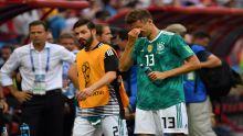 Mondial 2018 - Séisme sur la planète foot: l'Allemagne est éliminée