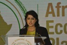 Ameenah Gurib-Fakim : «Le continent africain doit parler d'une seule voix»