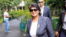 Ameenah Gurib-Fakim : «2019 a bien débuté»