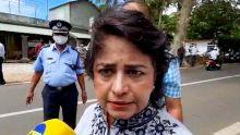 Policière tuée lors d'une livraison contrôlée : « Eski desant pou ladrog gayn zis 2 dimounn ki fer sa ? », réagit Ameenah Gurib-Fakim