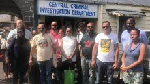 Convoqué au CCID : Ashok Subron de Resistans ek Alternativ parle de «répression politique»
