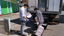 Asmak Co. Ltd : Les produits frigorifiés livrés ce samedi matin