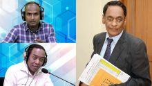 Emission spéciale « Au Cœur de l'info » sur la démission surprise de Vishnu Lutchmeenaraidoo
