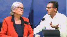 Roshi Bhadain sur Radio Plus :«Nous avons laissé le choix à nos candidats de s'identifier à la population générale»