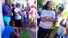 Résidence La Cure : la députée Aurore Perraud prise à partie par un habitant
