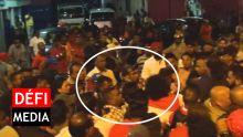 Congrès PTr : un homme «armé» tente de se rapprocher de Navin Ramgoolam et se fait tabasser